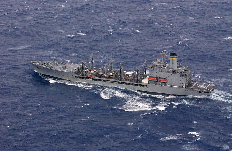 V.F.M.D.: USNS Yukon!