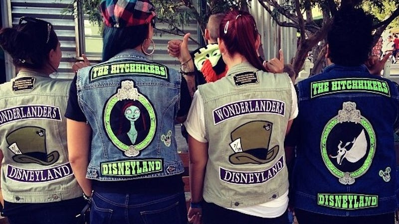 "Disneyland Social Clubs Are the ""Gangs"" You Always Wanted To Join"