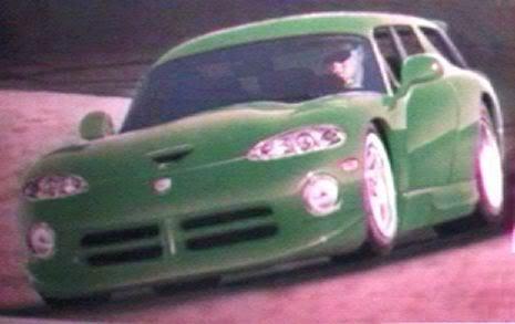 Had a dream last night that had a Viper Wagon in it