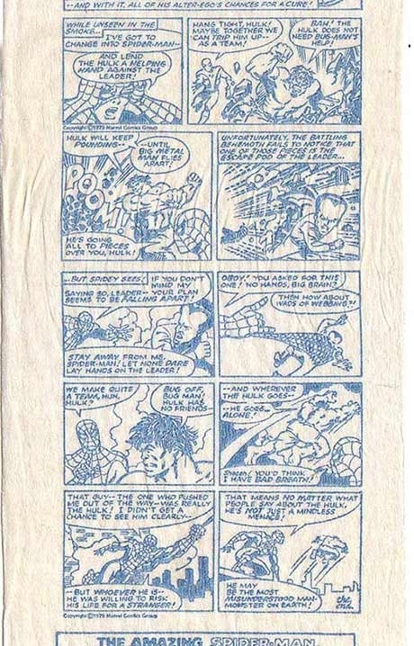 Hulk Toilet Paper