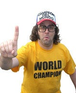 Judah Friedlander: Broadway at 50th Street