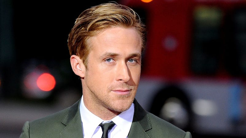Ryan Gosling is Taking a Break from Acting to Focus on Just Being Ryan