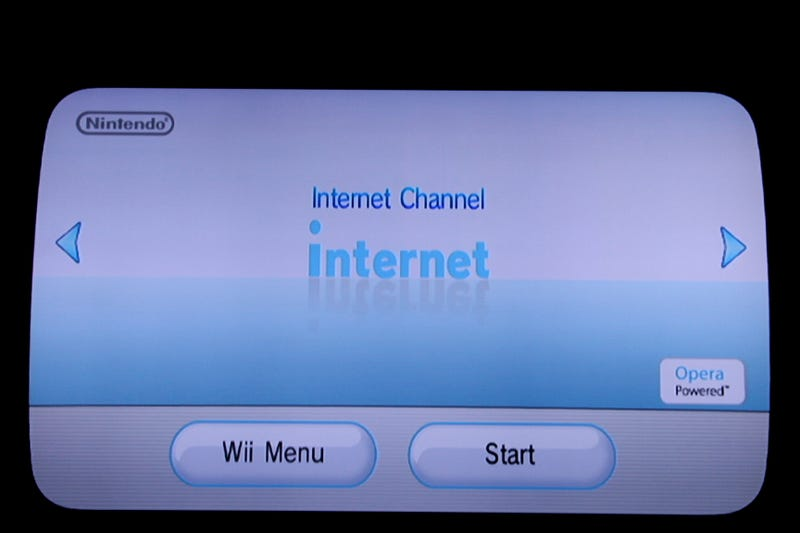 Wii Internet Channel and Opera Final Out Now