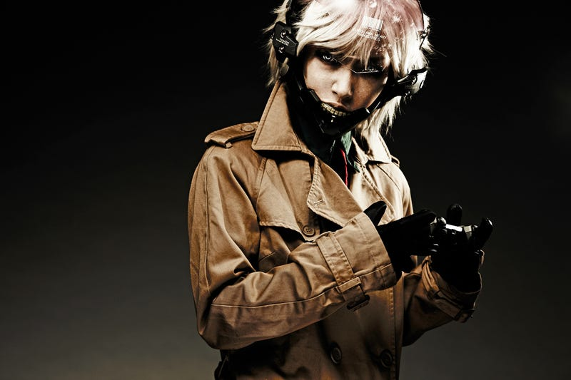 This Metal Gear Solid Cosplay Is Just Like Starting Over