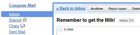 Email Yourself Reminders From Launchy