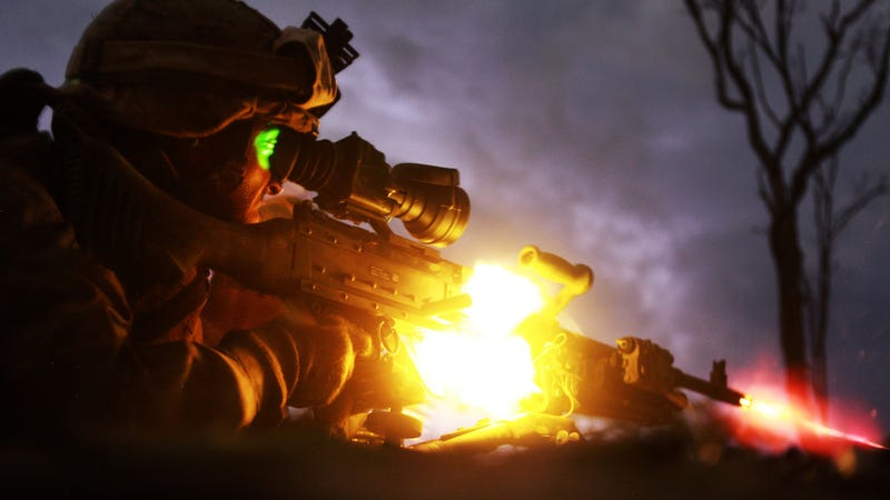 When Is Call of Duty Going to Look This Good?