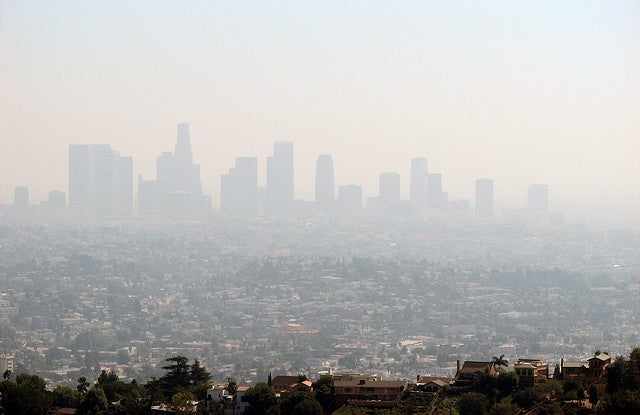 These Are The Most Polluted Cities In America