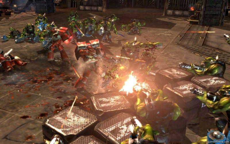 Dawn of War II: New Screenshots