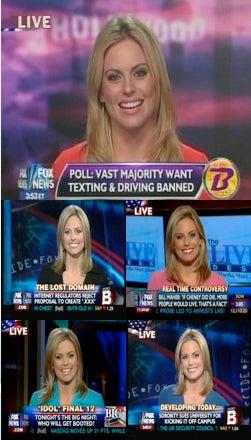 "Terrifying Blog Of Fox News' ""Bikini Bonehead"""