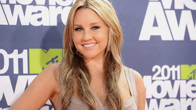 Amanda Bynes Gets 'Lifestyle Makeover'