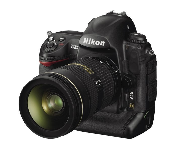 Nikon's D3X Masterpiece DSLR Goes Official With An $8,000 Price Tag
