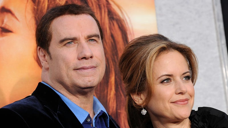 John Travolta and Kelly Preston Squash Gay Rumors by Vacationing on Magical Island of Homosexual Pleasures