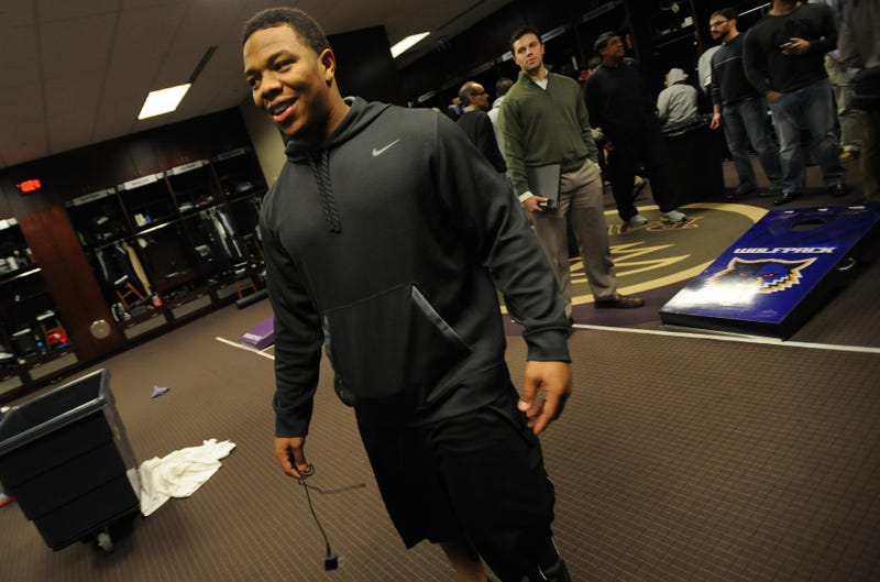 Report: Police Have Video Of Ray Rice Knocking Fiancée Unconscious