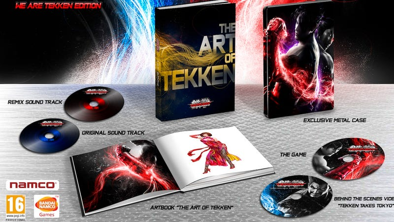 Tekken Tag Tournament 2 Out on September 14th for Europe, With a Giant Collector's Edition