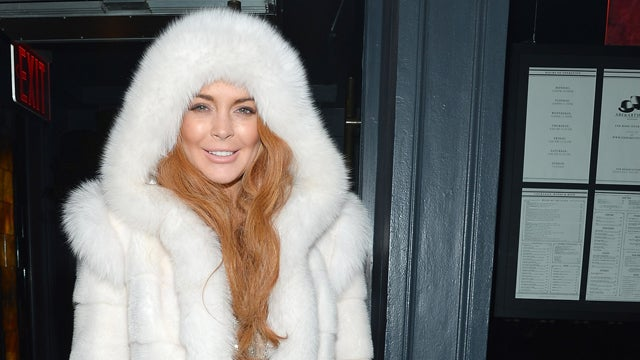 Is Lindsay Lohan Opening a 'High-End Mexican Restaurant' In Tribeca? Please, God, Yes