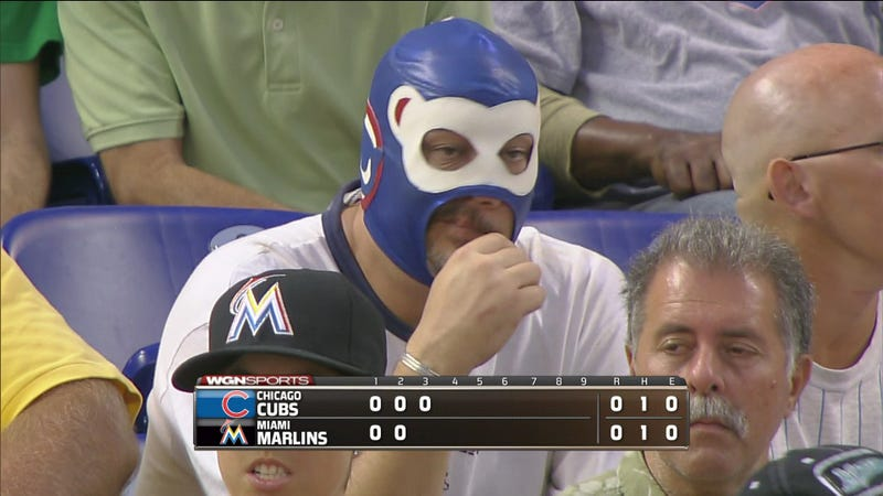 Lucha Libre Cubs Fan Hasn't Won Campeonato Consejo Mundial Since 1908