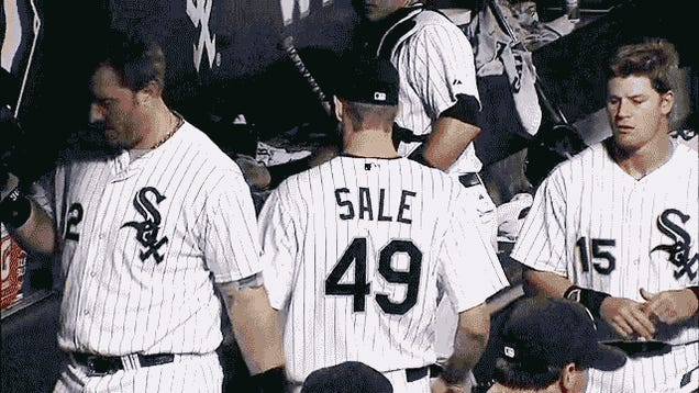 Chris Sale Goes Berserk On Cooler After Bad Outing