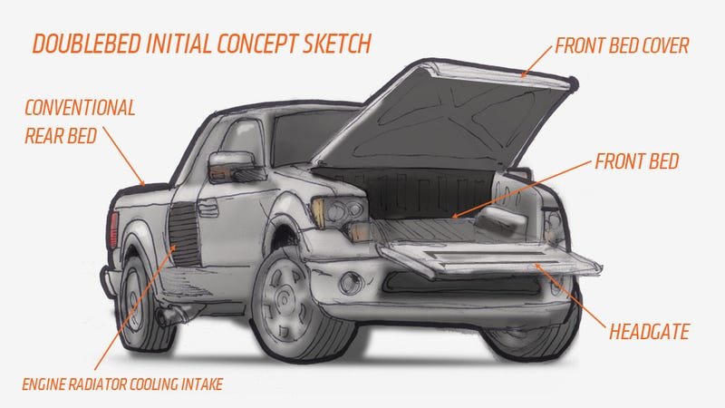 The Double-Bed Truck Will Revolutionize Pickups