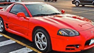 Here's What It's Like To Own A Crazy Rare Mitsubishi 3000GT
