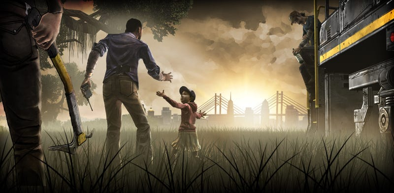 Episode Four Of The Walking Dead Is Out This Week