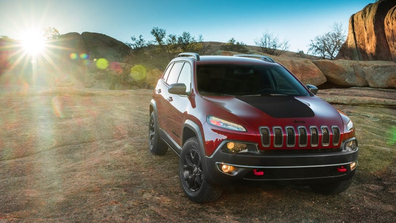 The 2014 Jeep Cherokee Is Finally On Its Way To Dealers