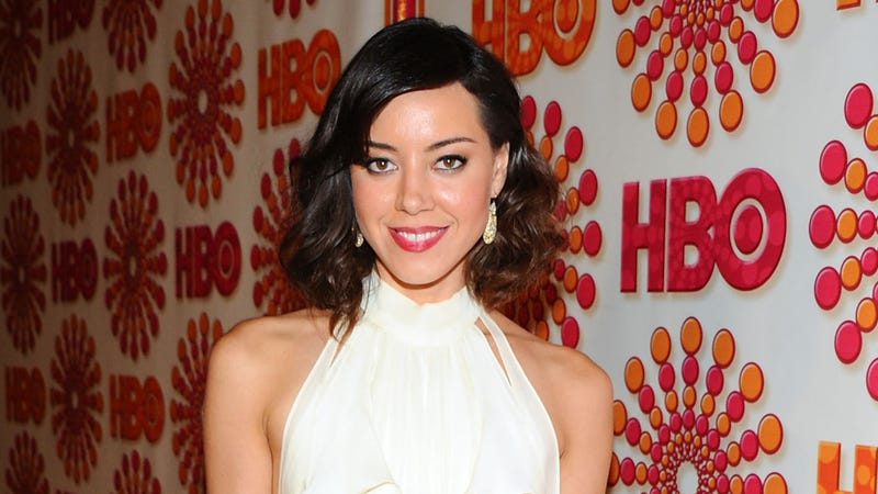 Aubrey Plaza Met Ryan Gosling & Didn't Cry, Shake Or Propose (Like We Would)