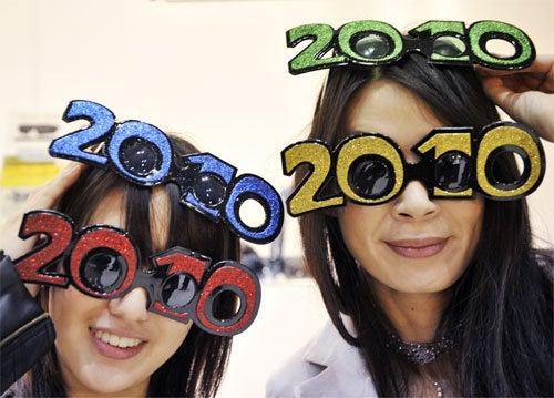 2010: A Face Odyssey