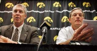 University of Iowa Athletic Staff Conspired to Cover Up a Sexual Assault?