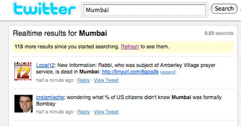 On Mumbai tragedy, Twitter proves useful in its uselessness