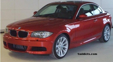 Spy Photos: BMW 1-Series Uncovered