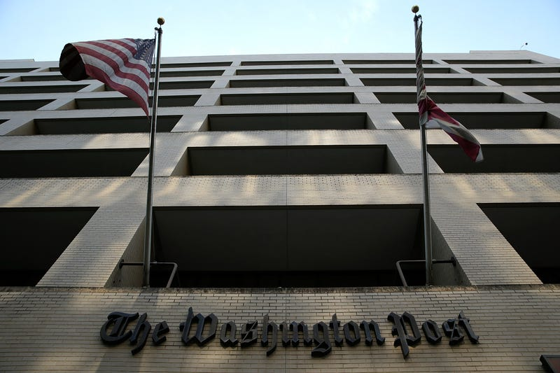 "Hackers Invaded the Washington Post for ""a Few Days"""