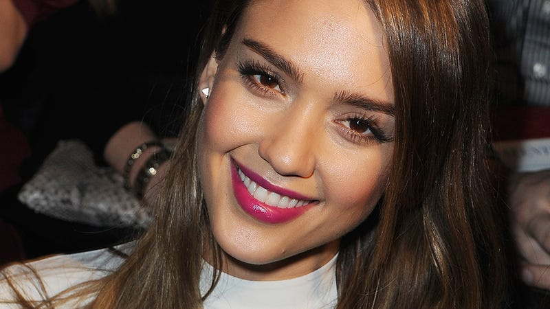 Jessica Alba's Weight Loss Secret: Wearing Corsets 24/7 for 3 Months