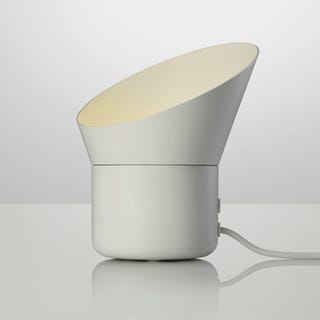 Rotating LED Lamp That Shines Light Only Where You Want It