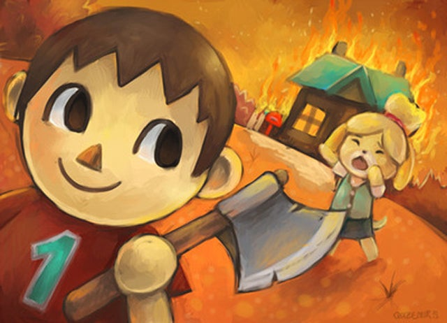 The New Smash Bros. Characters Blew Up The Internet