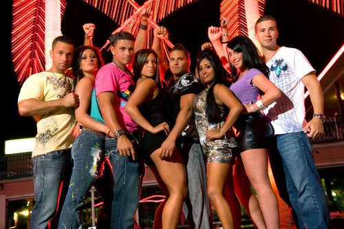 Jersey Shore Gets a Fist Bump in the Ratings