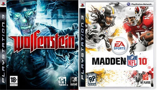 If Wolfenstein Beats Madden, Wolfenstein Is Free