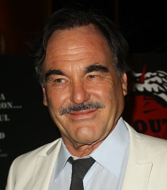 Oliver Stone Apologizes for 'Jewish Domination of the Media' Remarks