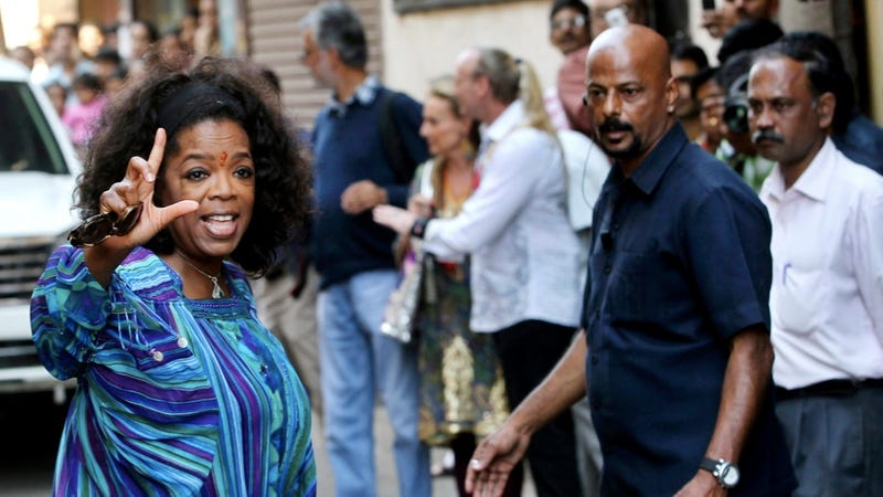 Indians Not Too Thrilled with Oprah's Cliché-Riddled Series About India