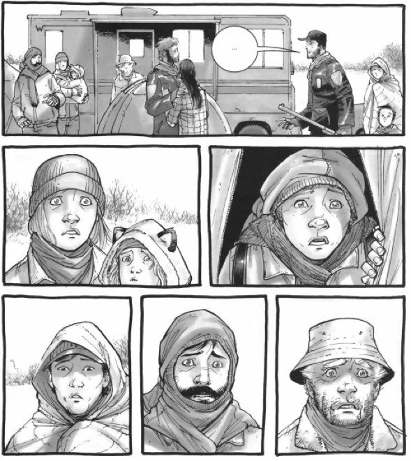 7 scenes from The Walking Dead comic that should have been in the show