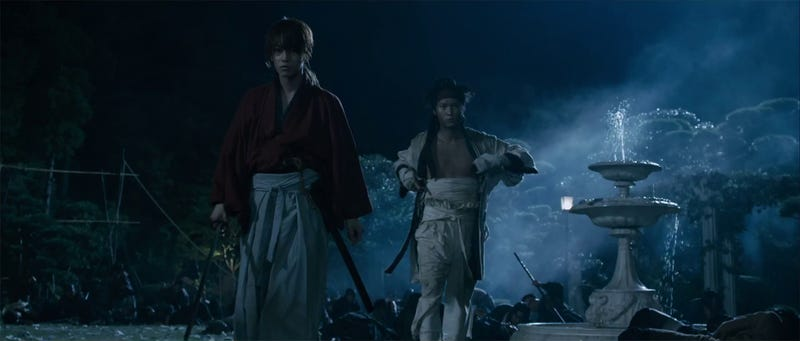 The Live Action Rurouni Kenshin Movie is a Nearly Perfect Film Adaptation