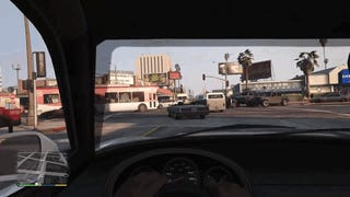 Insane <em>GTA 5</em> Traffic Jam Happens All By Itself
