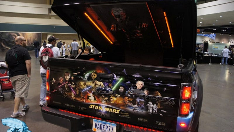 Star Wars Cars: Pictures