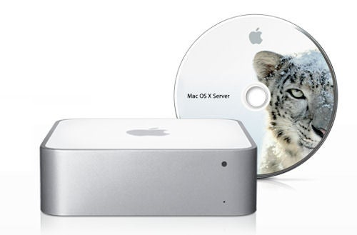 Mac Mini Updates: Faster Processors, More Memory, and a Dual Hard Disk Server