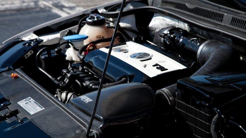 This 425 HP Volkswagen Jetta Will Make Your Ex-Girlfriend Go Very Fast