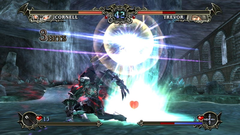 Castlevania Judgment's Final Three Revealed