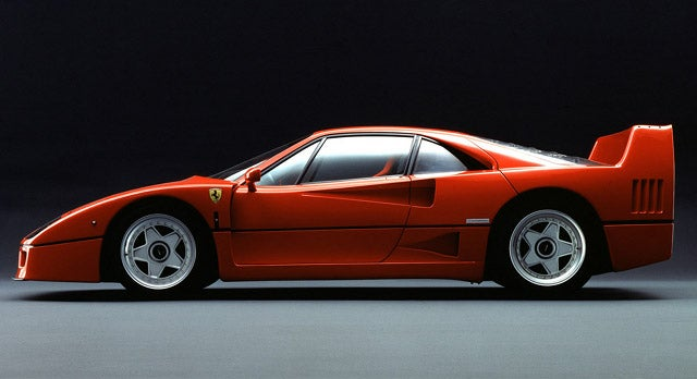 The ten most iconic turbo cars