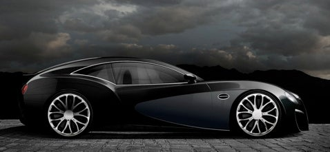 Ever Wondered What A Bugatti 2+2 Would Look Like? Neither Have We