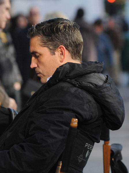 Person of Interest Set Photos (First 15)