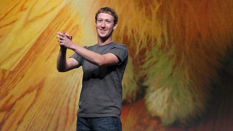 Mark Zuckerberg Is Killing Progressively Larger Animals