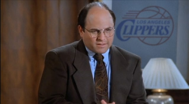 Sterling Yells at George Costanza for Associating with Black People